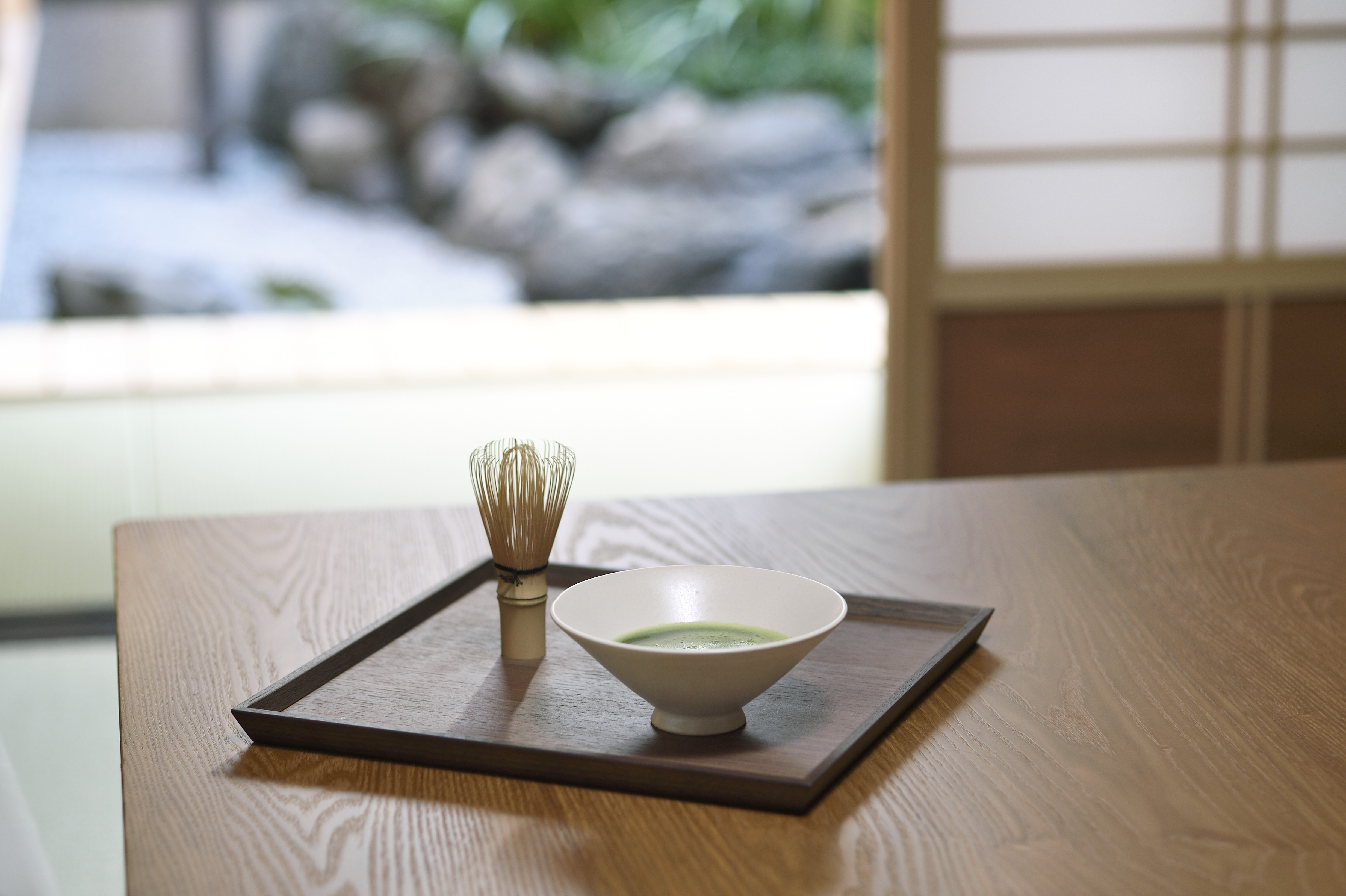 "【Only Official Website】Plan with Powdered Green Tea from Kyoto Uji ""Oku no Yama Tea Garden""イメージ"